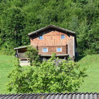 Almhütte Mittleres Zillertal - Aussenansicht