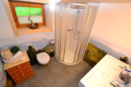 Almhütte Mittleres Zillertal - Ganze Unterkunft - Badezimmer