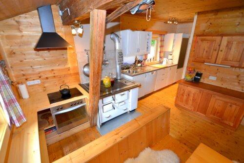 Almhütte Mittleres Zillertal - Ganze Unterkunft - Innenbereich