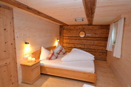 Almhütte Mittleres Zillertal - Ganze Unterkunft - Schlafzimmer
