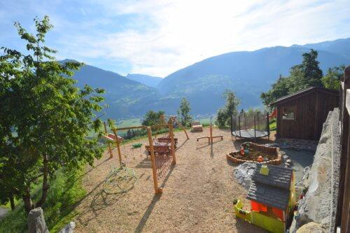 Almhütte Mittleres Zillertal - NaturSpielplatz mit Streichelzoo