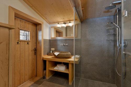 Berghütte Vorderes Zillertal 3 - Badezimmer