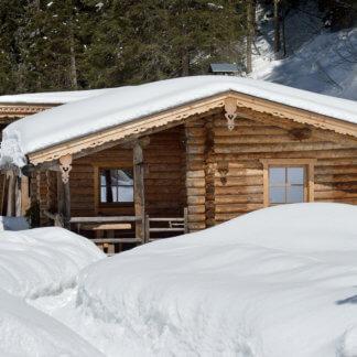 Berghütte Vorderes Zillertal 3 - Aussenansicht