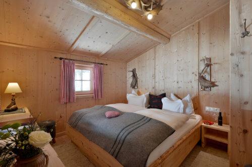 Berghütte Vorderes Zillertal 3 - Schlafzimmer