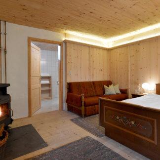 Selbstversorgerhaus Vorderes Zillertal 3 - Appartement 2 - Schlafzimmer