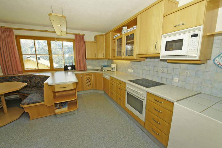 Appartement Kristeinertal - Appartement 1 - Küche