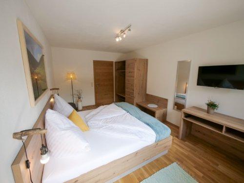 Appartement Zillertal - Appartement 1 - Schlafzimmer