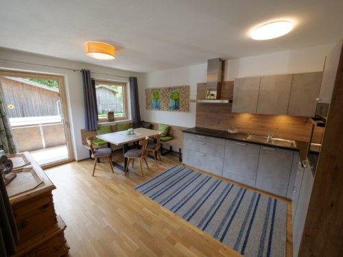 Appartement Zillertal - Appartement 1 - Wohnzimmer
