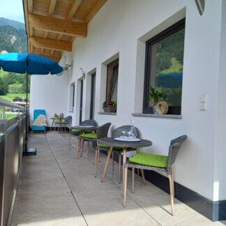 Appartement Zillertal - Aussenansicht