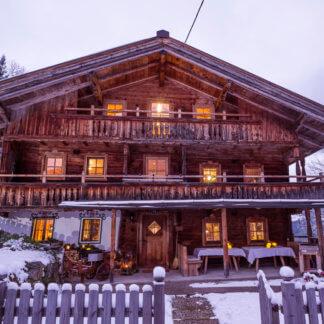 Selbstversorgerhaus Vorderes Zillertal 3 - Aussenansicht