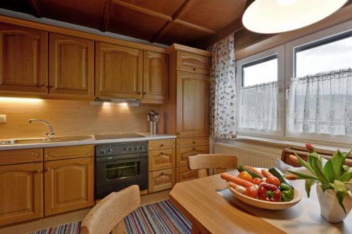 Bergchalet Mittleres Zillertal - Küche