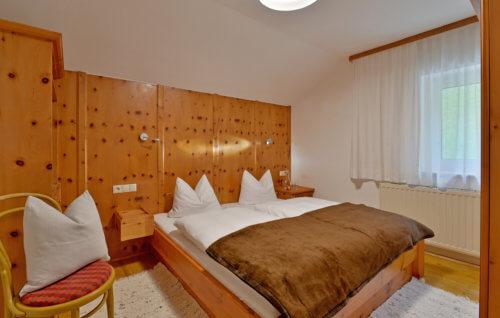Bergchalet Mittleres Zillertal - Schlafzimmer