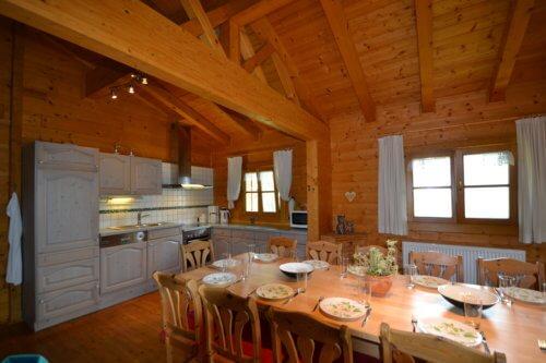 Bergchalet Mittleres Zillertal 2 - Ganze Unterkunft - Küche