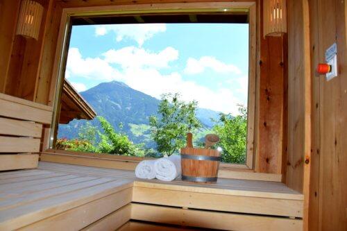 Bergchalet Mittleres Zillertal 2 - Ganze Unterkunft - Sauna