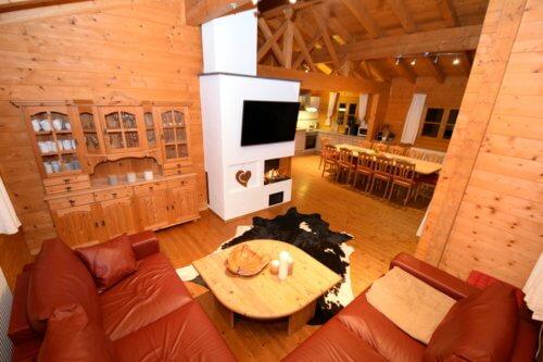 Bergchalet Mittleres Zillertal 2 - Ganze Unterkunft - Wohnbereich