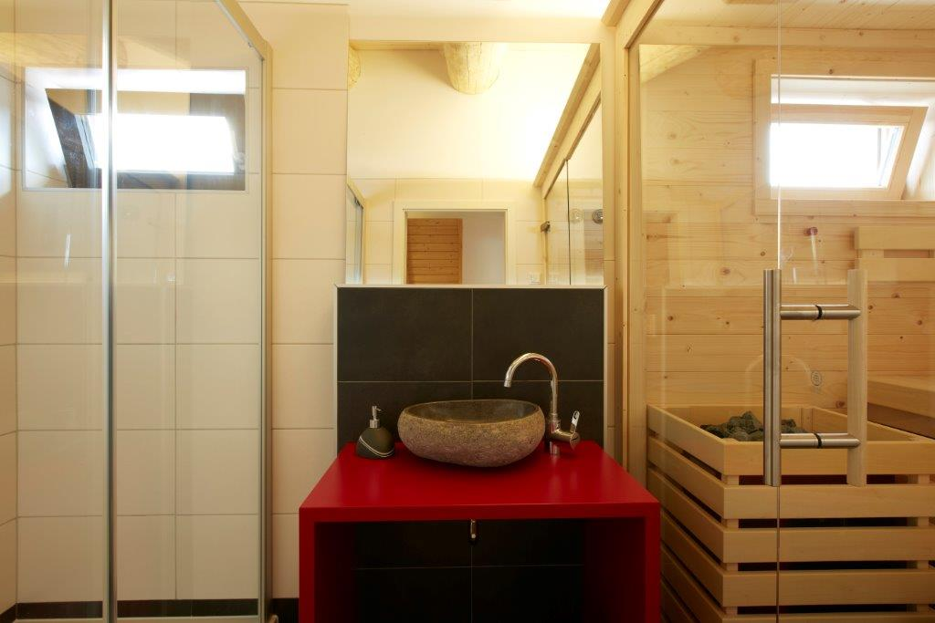 Berghütte Ladis 2 - Ganze Unterkunft - Sauna