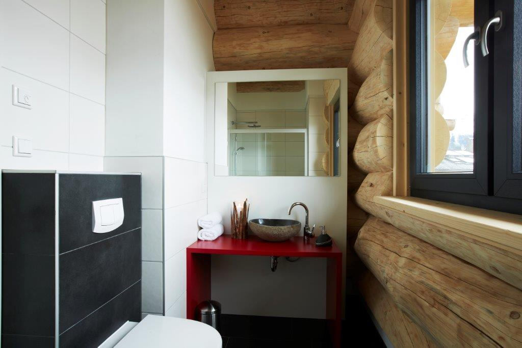 Berghütte Ladis 3 - Ganze Unterkunft - Badezimmer