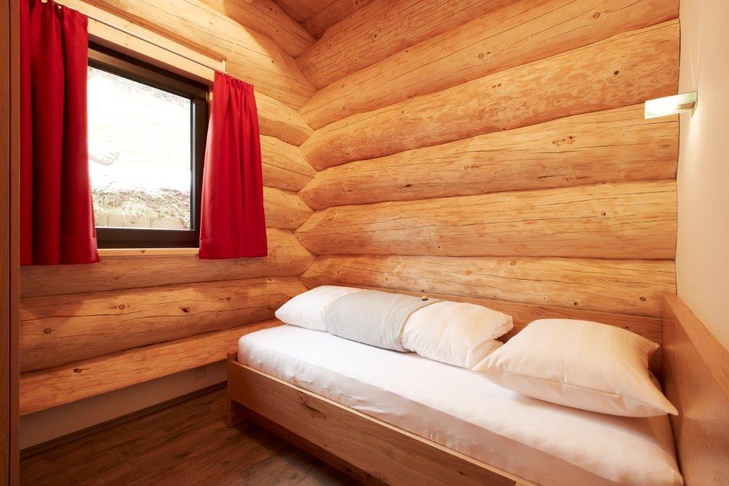 Berghütte Ladis 3 - Ganze Unterkunft - Schlafzimmer