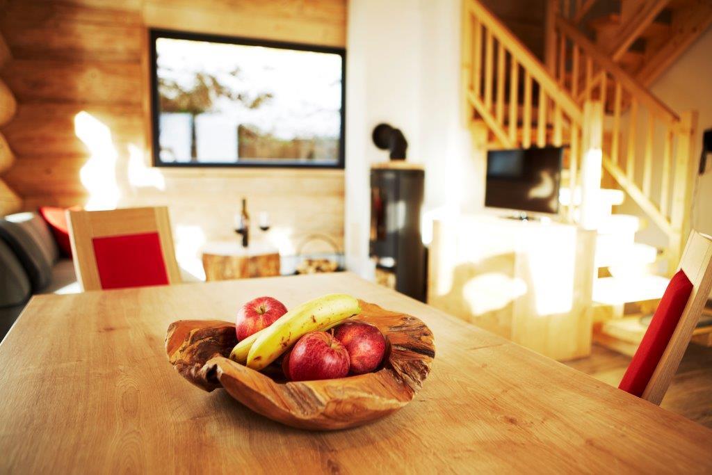 Berghütte Ladis 4 - Ganze Unterkunft - Wohnbereich