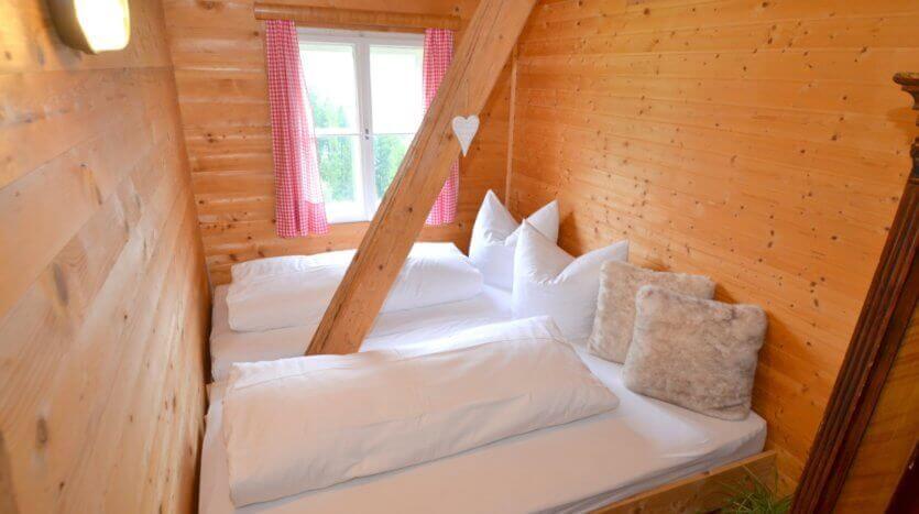 Berghütte Mittleres Zillertal - Ganze Unterkunft - Schlafzimmer