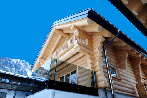 Berghütte Oberinntal - Aussenansicht