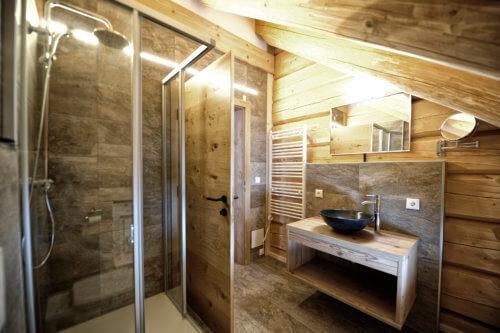 Berghütte Oberinntal - Ganze Unterkunft - Badezimmer