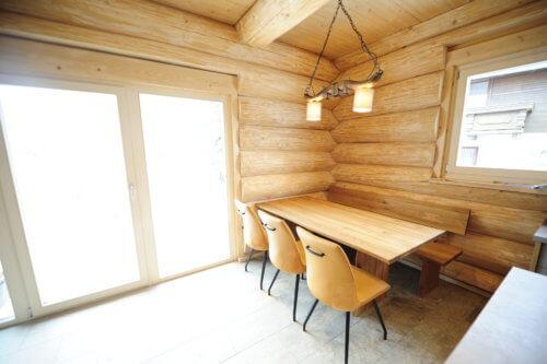 Berghütte Oberinntal - Ganze Unterkunft - Essbereich
