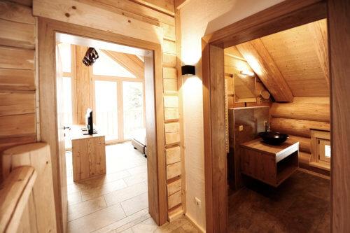 Berghütte Oberinntal - Ganze Unterkunft - Wohnbereich