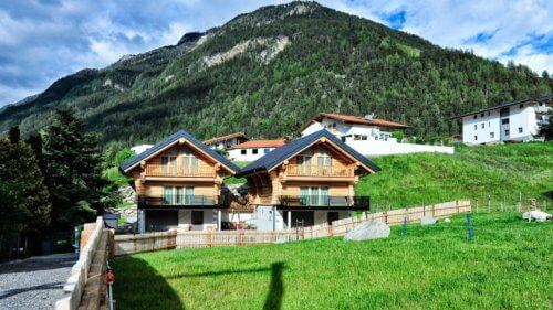 Berghütte Oberinntal 2 - Aussenansicht