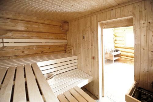 Berghütte Oberinntal 2 - Ganze Unterkunft - Sauna