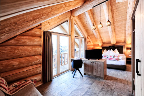 Berghütte Oberinntal 2 - Ganze Unterkunft - Schlafzimmer