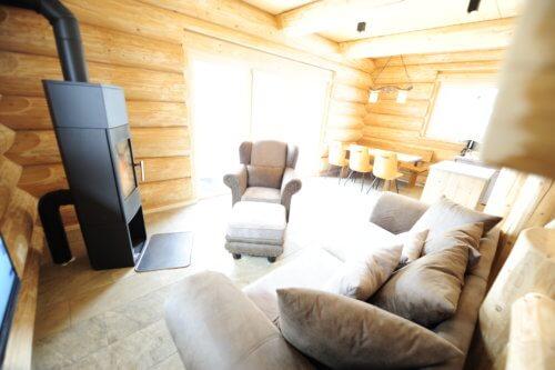 Berghütte Oberinntal 2 - Ganze Unterkunft - Wohnbereich