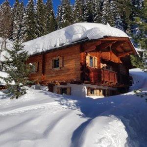 Berghütte Vorderes Zillertal - Aussenansicht