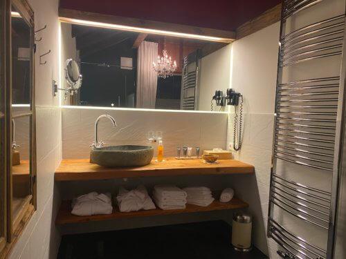 Exklusiv Chalet Serfaus Fiss Ladis - Ganze Unterkunft - Badezimmer
