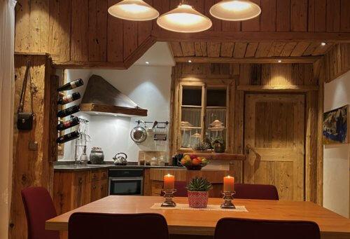 Exklusiv Chalet Serfaus Fiss Ladis - Ganze Unterkunft - Küche
