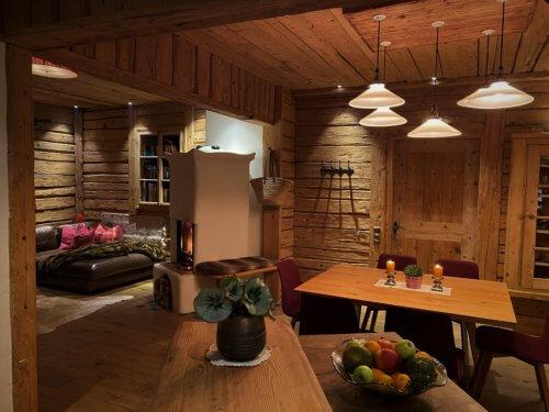 Exklusiv Chalet Serfaus Fiss Ladis - Ganze Unterkunft - Wohnbereich