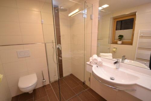 Exklusive Appartements Mittleres Zillertal - Appartement 1 - Badezimmer