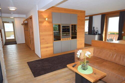 Exklusive Appartements Mittleres Zillertal - Appartement 1 - Wohnbereich