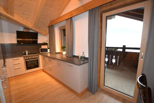 Exklusive Appartements Mittleres Zillertal - Appartement 2 - Küche