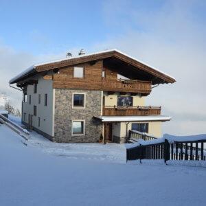 Exklusive Appartements Mittleres Zillertal - Aussenansicht