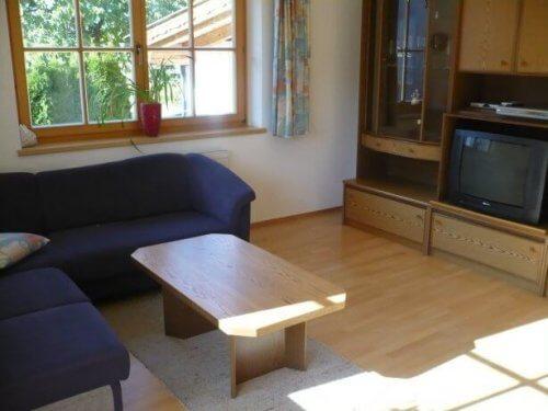 Ferienhaus Kristeinertal - Appartement 1 - Wohnraum