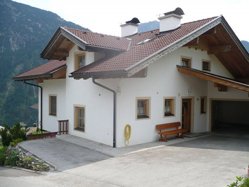 Ferienhaus Kristeinertal - Aussen