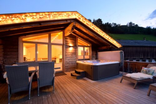 Ferienhaus Mittleres Zillertal - Aussenansicht