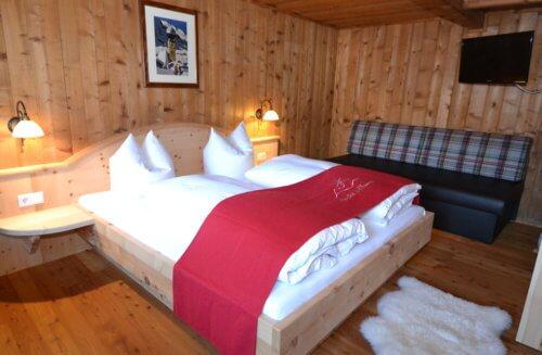 Ferienhaus Mittleres Zillertal 2 - Ganze Unterkunft - Schlafzimmer