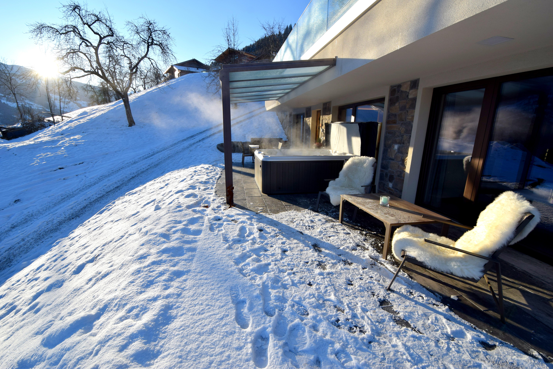 Ferienhaus Mittleres Zillertal 3 - Appartement 1 - Aussicht