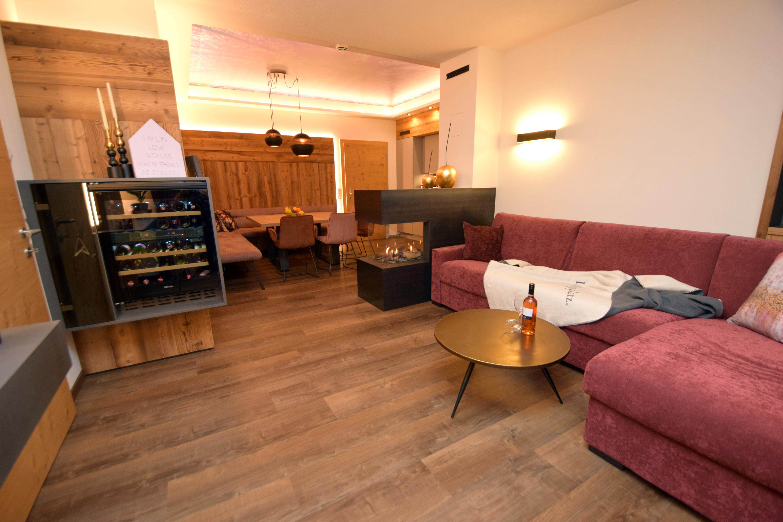 Ferienhaus Mittleres Zillertal 3 - Appartement 1 - Innenbereich