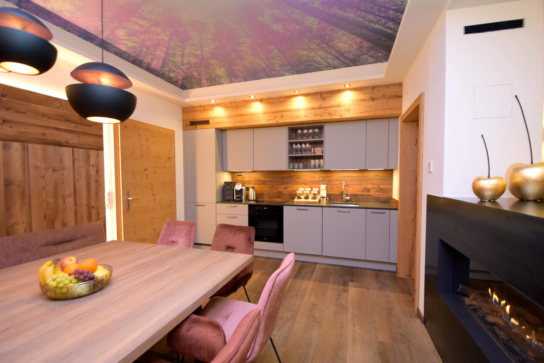 Ferienhaus Mittleres Zillertal 3 - Appartement 1 - Küche