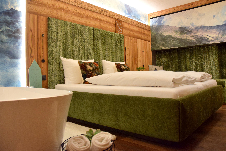 Ferienhaus Mittleres Zillertal 3 - Appartement 1 - Schlafzimmer