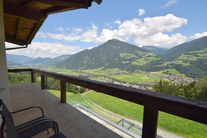 Ferienhaus Mittleres Zillertal 3 - Appartement 2 - Aussicht