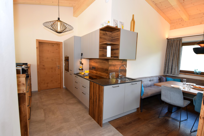Ferienhaus Mittleres Zillertal 3 - Appartement 2 - Küche